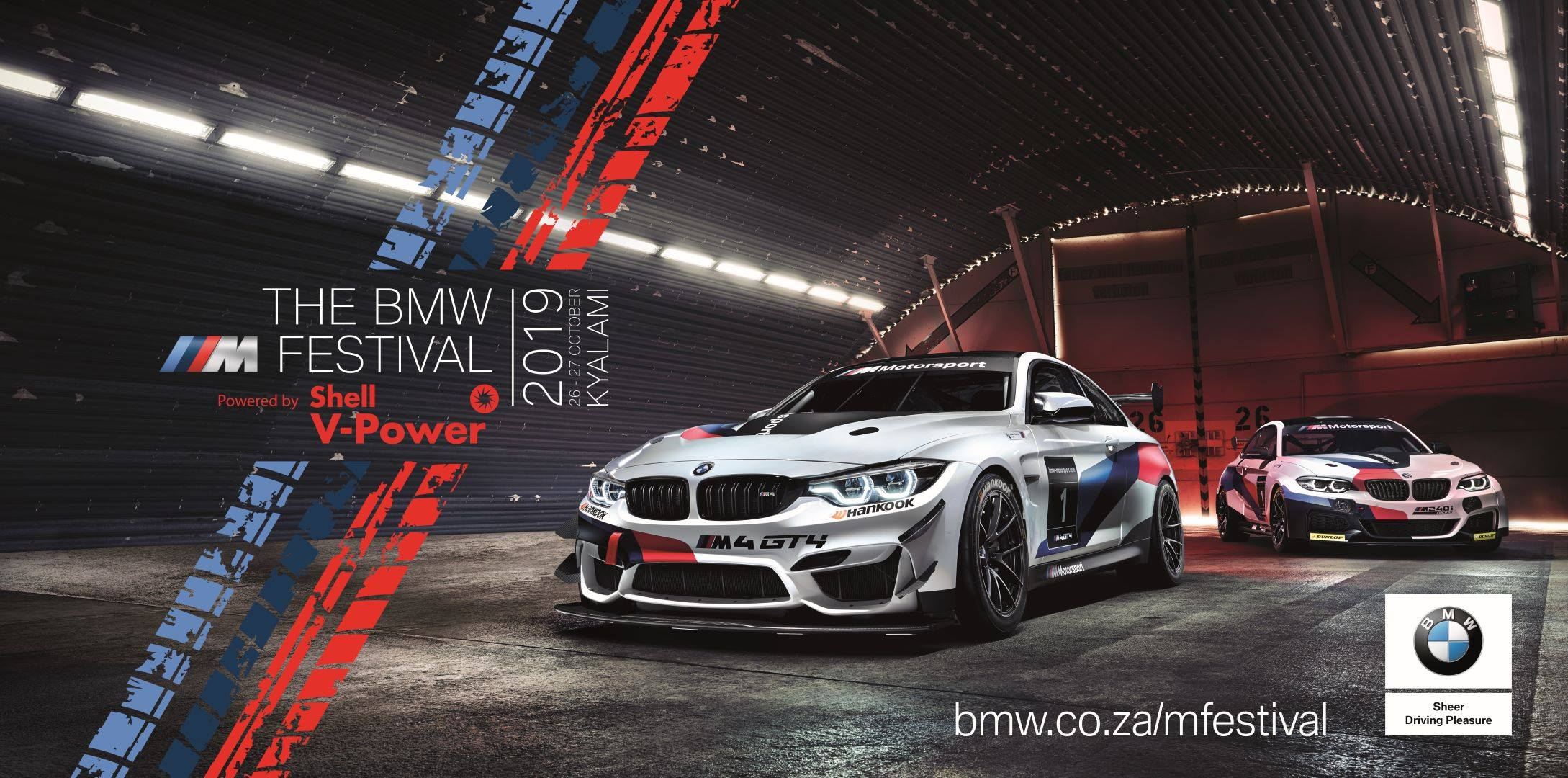 The BMW M Festival